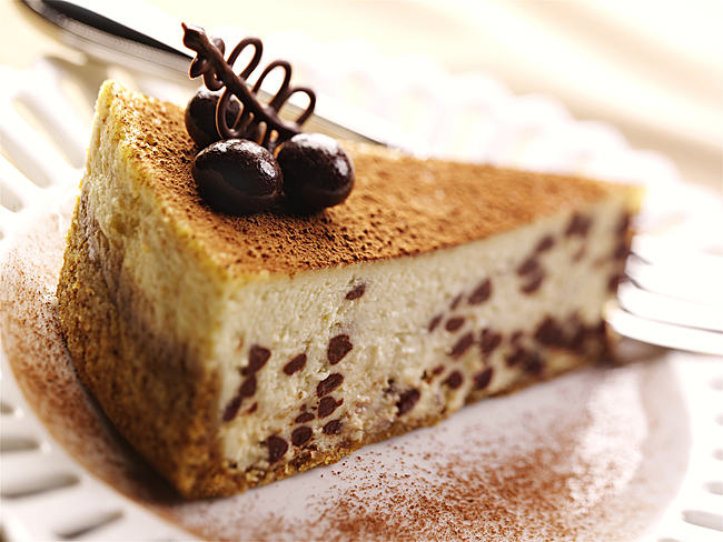 Tiramisu Cheesecake Recipe ~ Easy Dessert Recipes