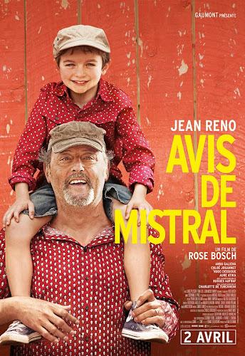 Avis De Mistral (BRRip 720p Frances Subtitulada) (2014)