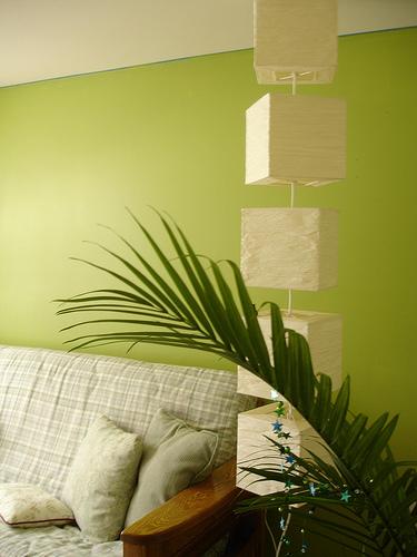 Pinturas y decoraci n 35 verde pistacho - Paredes verde pistacho ...