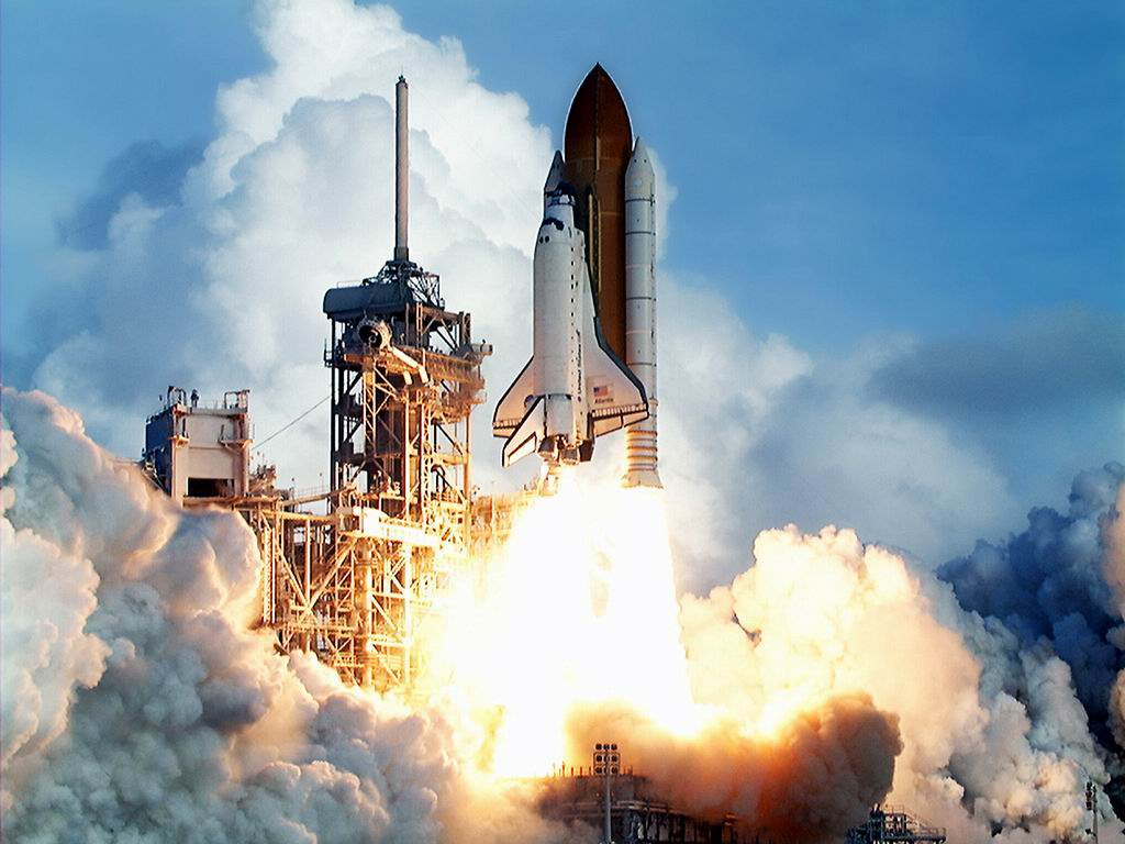 Ticket King College: NASA and Atlantis Shuttle Launch