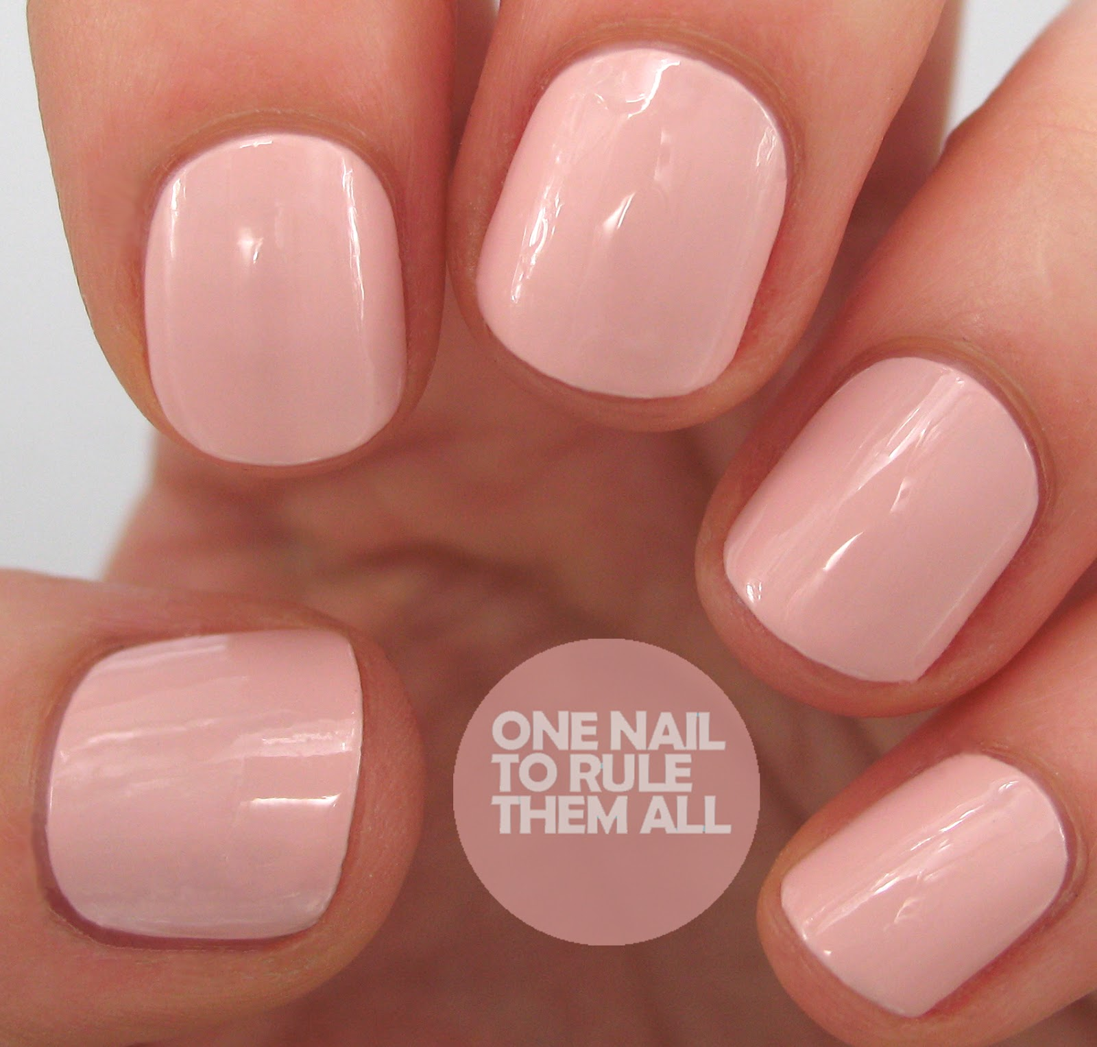 One Nail To Rule Them All: Review Week, Day Three: Nails