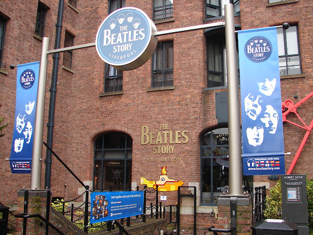 Beatles Story, Liverpool