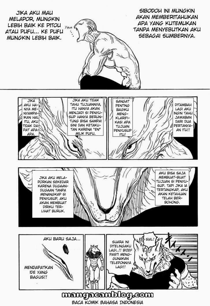 Dilarang COPAS - situs resmi www.mangacanblog.com - Komik hunter x hunter 262 - tugas 2 263 Indonesia hunter x hunter 262 - tugas 2 Terbaru 11|Baca Manga Komik Indonesia|Mangacan