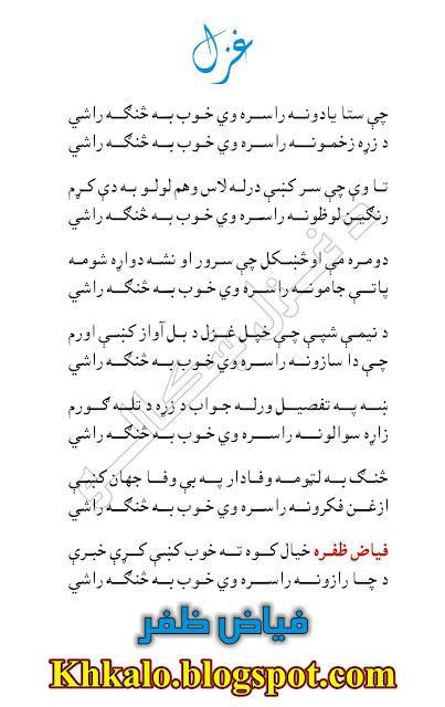 Fayaz Zafar