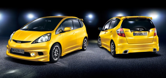 Gambar Mobil Honda Jazz