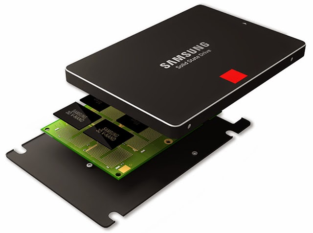 Samsung Launches 1TB SSD based on NAND Flash 3D