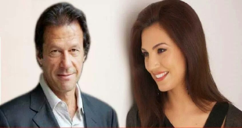 Imran Khan Reham Khan Wedding