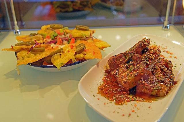Double Layered Nachos and Jack Daniel's Pork Belly from TGI Fridays | Anyonita-nibbles.co.uk
