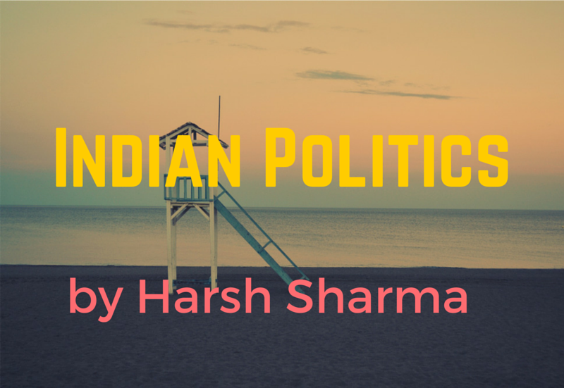 THE INDIAN POLITICS