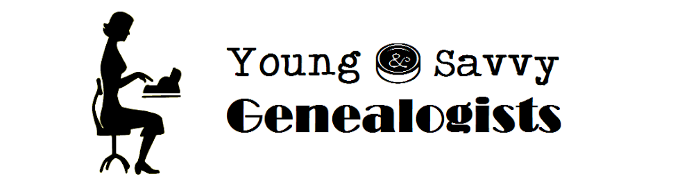 <center>Young &amp; Savvy Genealogists</center>