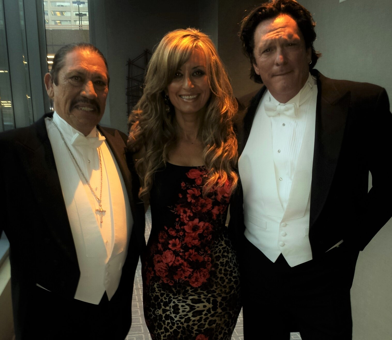 Danny Trejo and Michael Madsen