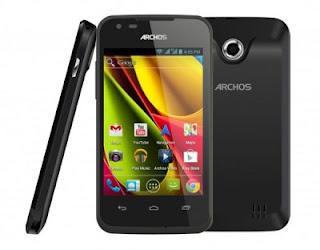 Spesifikasi Lengkap dan Harga Smartphone Archos 35 Carbon