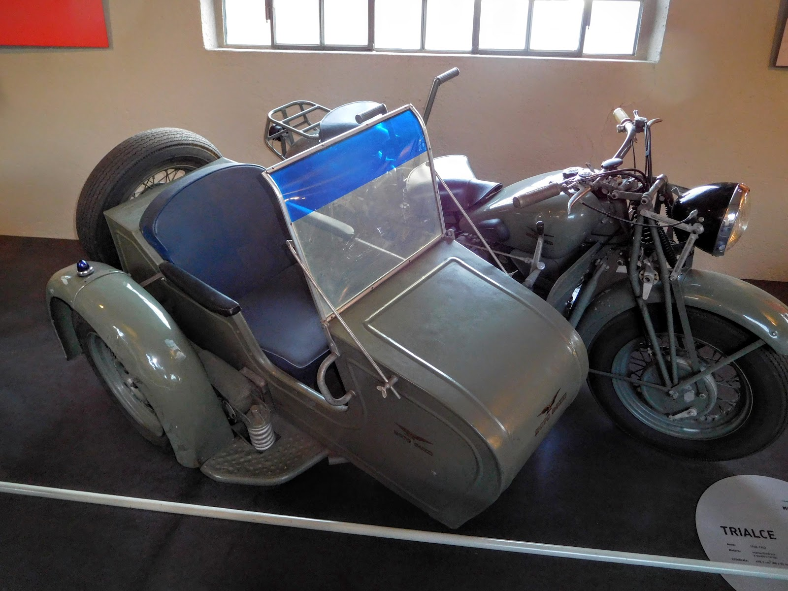 NYDucati: 1940-43 Moto Guzzi Trialce 2