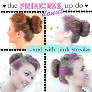 Its Here The Princess Donut Up Do Tutorial