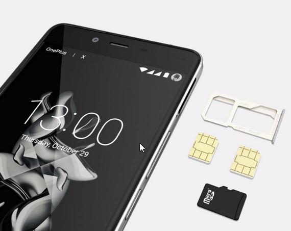 Spesifikasi Lengkap OnePlus X