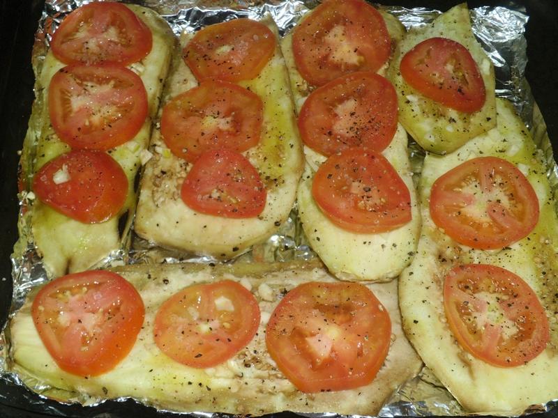 Cocinar Berenjenas Al Horno | Mi Cocina Pastel De Berenjenas Y Vegetales Asados Relleno Con
