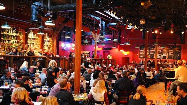 bar The Shout San Diego