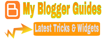 My Blogger Guides | Blogging With Expert Guider!