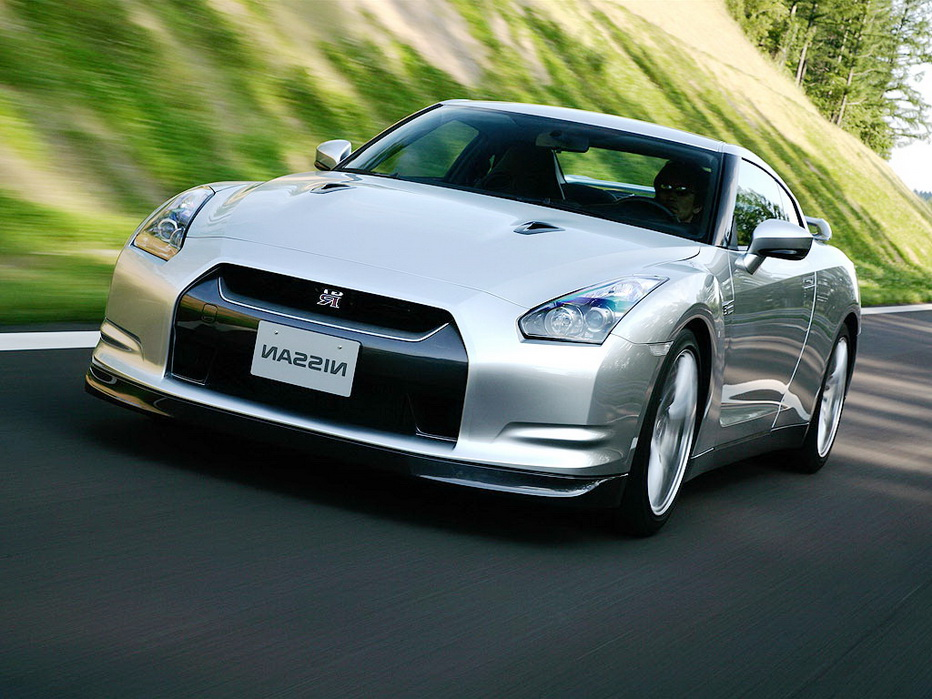 elegant and luxury car 2008 nissan gtr. Black Bedroom Furniture Sets. Home Design Ideas