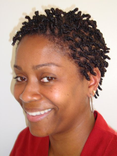 TWA two strand twist  Black Women Natural Hairstyles