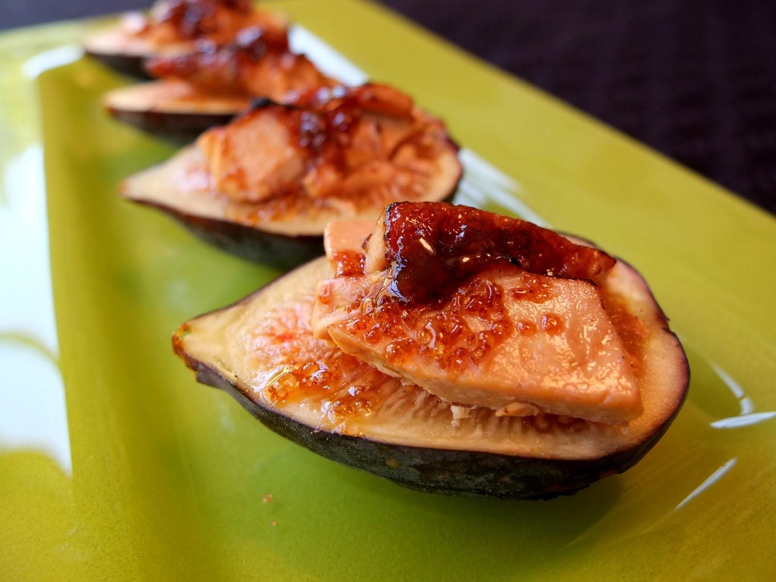 Cocinar Foie | Cocinando Con Lola Garcia Higos Con Foie