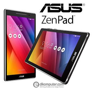 Daftar Harga Tablet Asus ZenPad Terbaru 2016