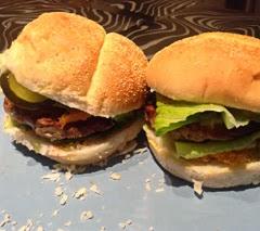 Gourmet Style Hamburgers