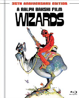 "Blu-ray Review | ""Wizards"""