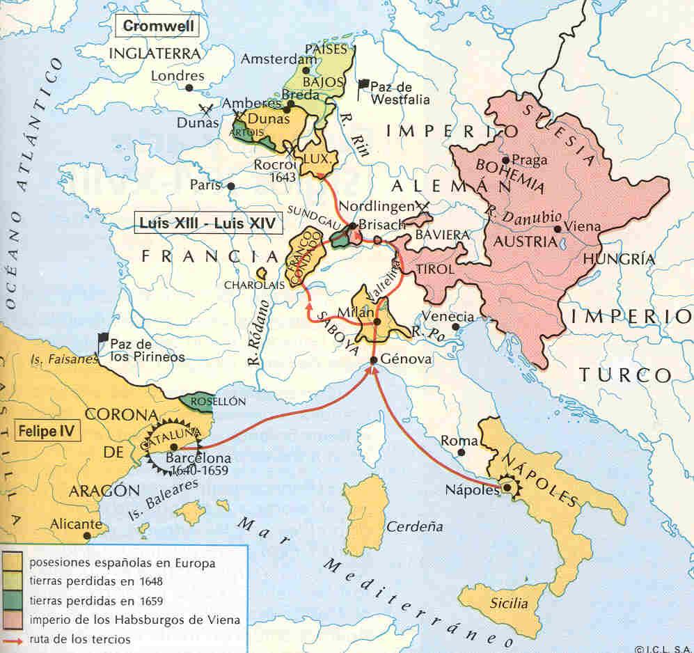1648: la guerra de los treinta años - Página 3 Westfalia%2By%2BPirineos