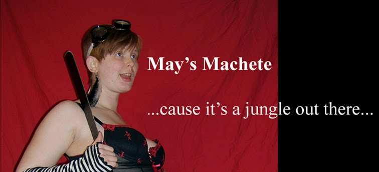 May&#39;s Machete