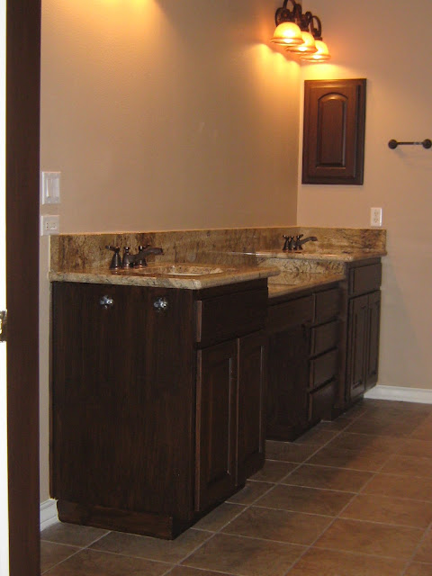 Lynda Bergman Decorative Artisan Special Finish Painting White Cabinets To Look Like Stained Wood