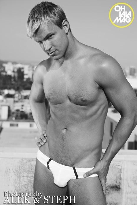 David rich fitness naked