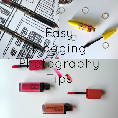 Easy Blogging Photography Tips
