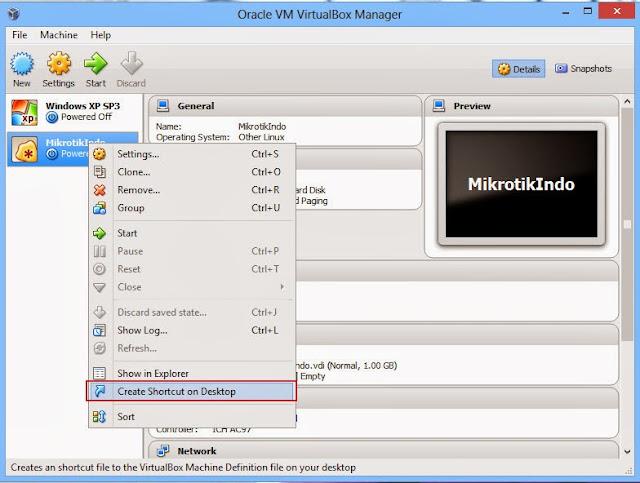 Tutorial Cara Auto Start VM VirtualBox – Pusat Pengetahuan
