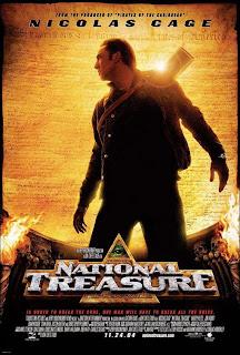 Ver online:La Leyenda del Tesoro Perdido 1 (National Treasure) 2004