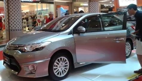 Bagi Toyota Vios pula memang sering bersaing dengan Honda City bagi
