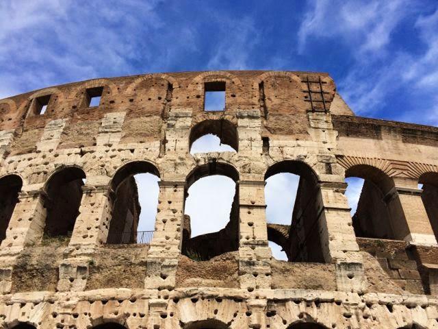 The Roman Guy Golf Cart Tour