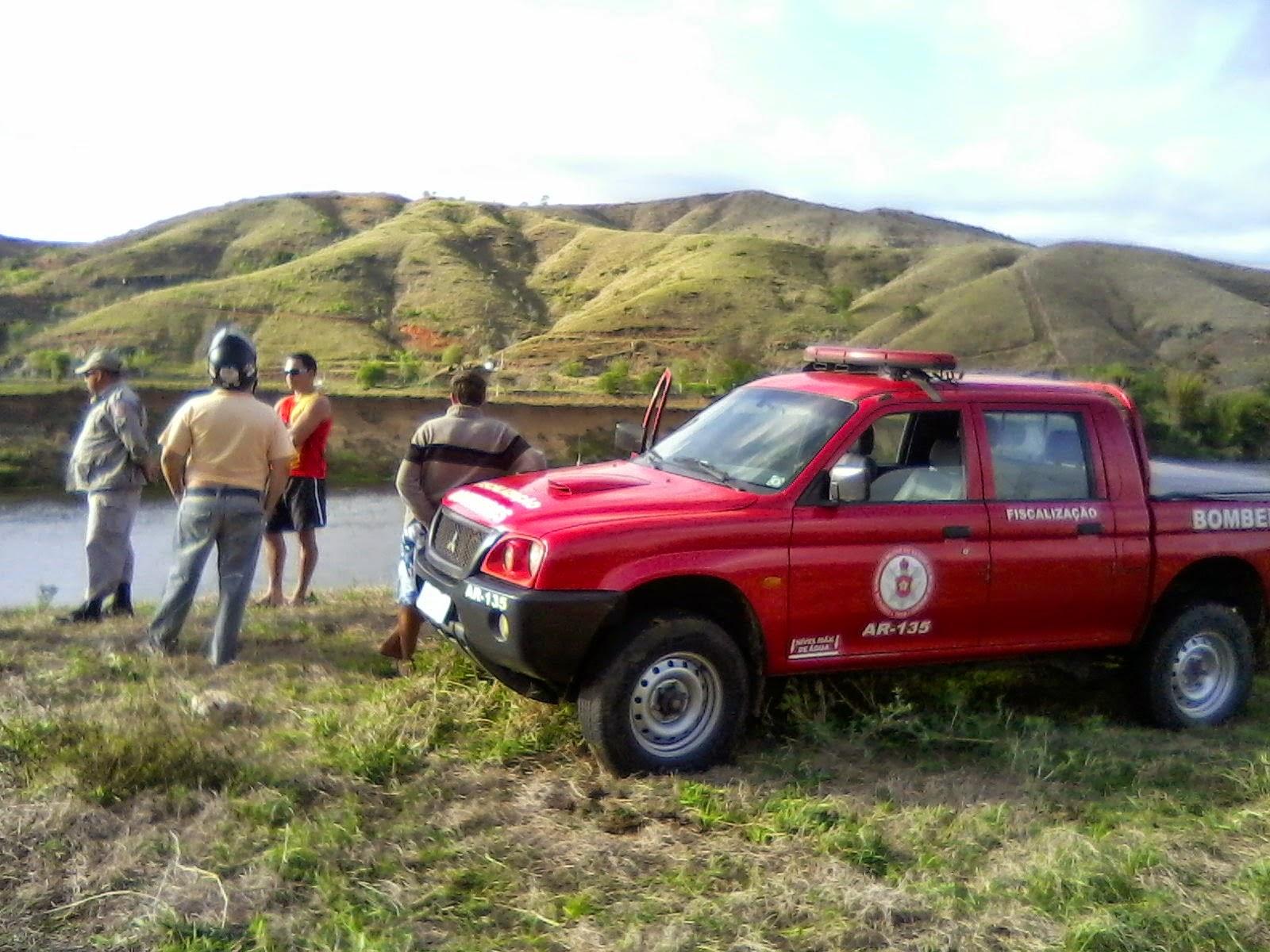 CARDOSO MOREIRA: CORPOS DE CRIANÇA E HOMEM AFOGADOS SÃO ENCONTRADOS