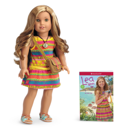 Bonggamom Finds: New American Girl Dolls for 2016: Lea and Melody