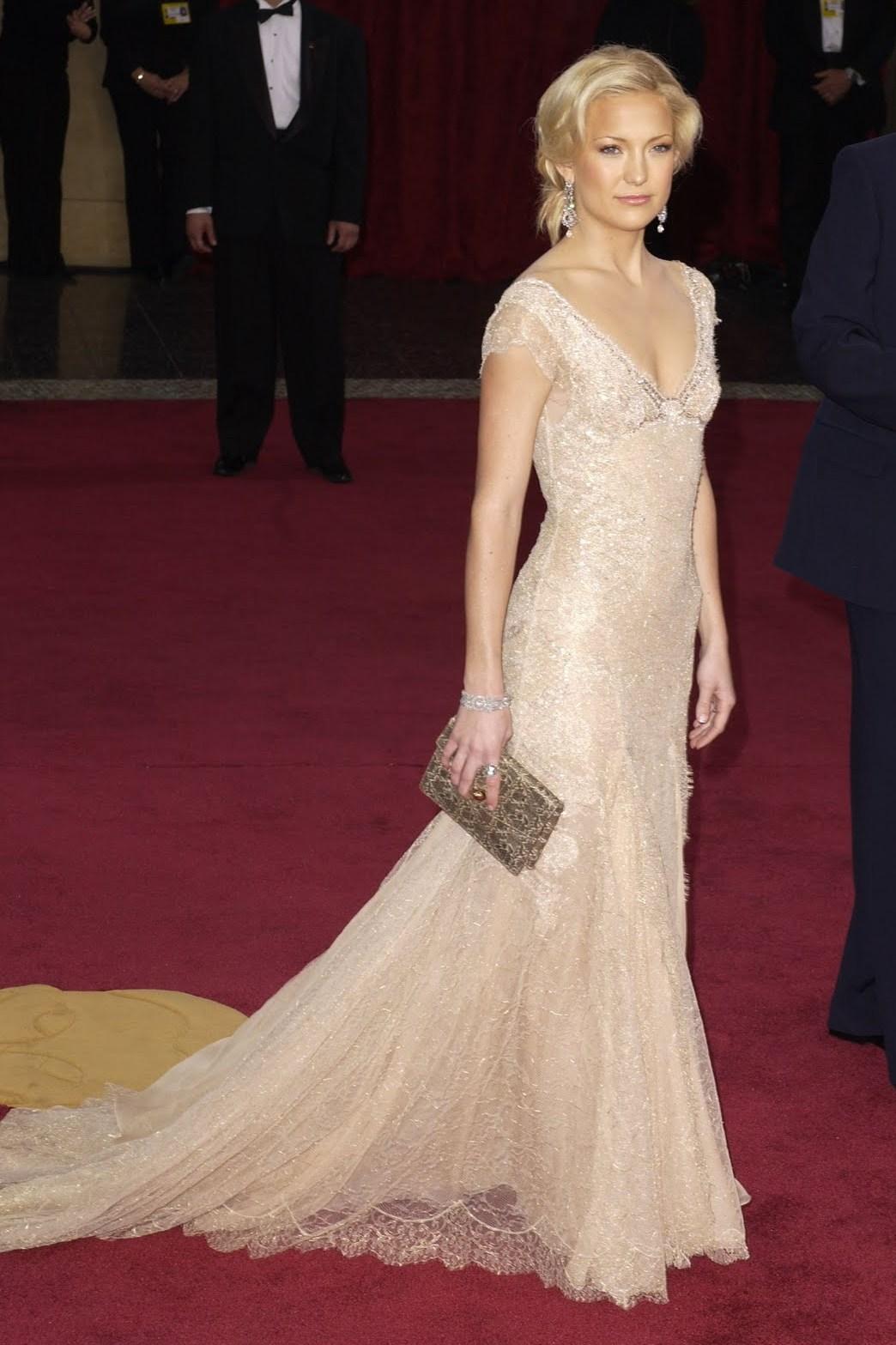 Kate Hudson Oscar 2003