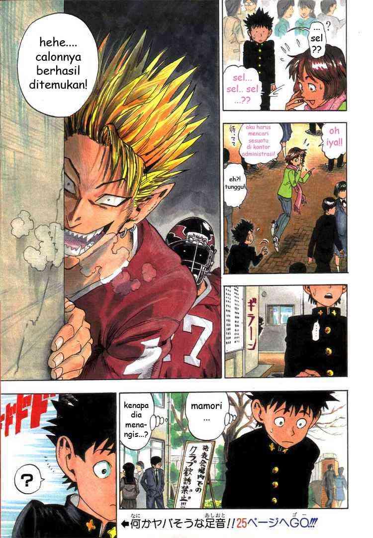 Komik eyeshield 21 001 - seseorang dengan kaki emas 2 Indonesia eyeshield 21 001 - seseorang dengan kaki emas Terbaru 9|Baca Manga Komik Indonesia|