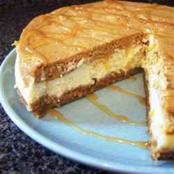 Blog About Life: Double Layer Pumpkin Cheesecake
