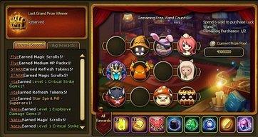 Lunaria Story Luck Wand