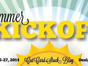 Summer Kickoff Series - Guest Designer Leslie