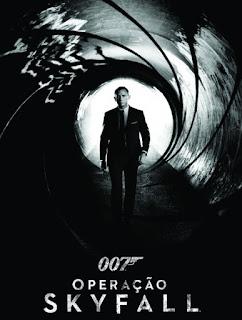"""Poster do filme """"007 - Operação Skyfall"""""""