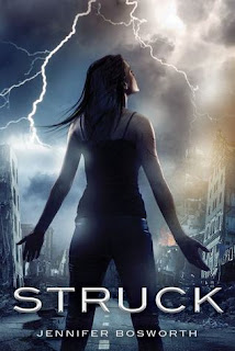 Cover image of Jennifer Bosworth's STRUCK