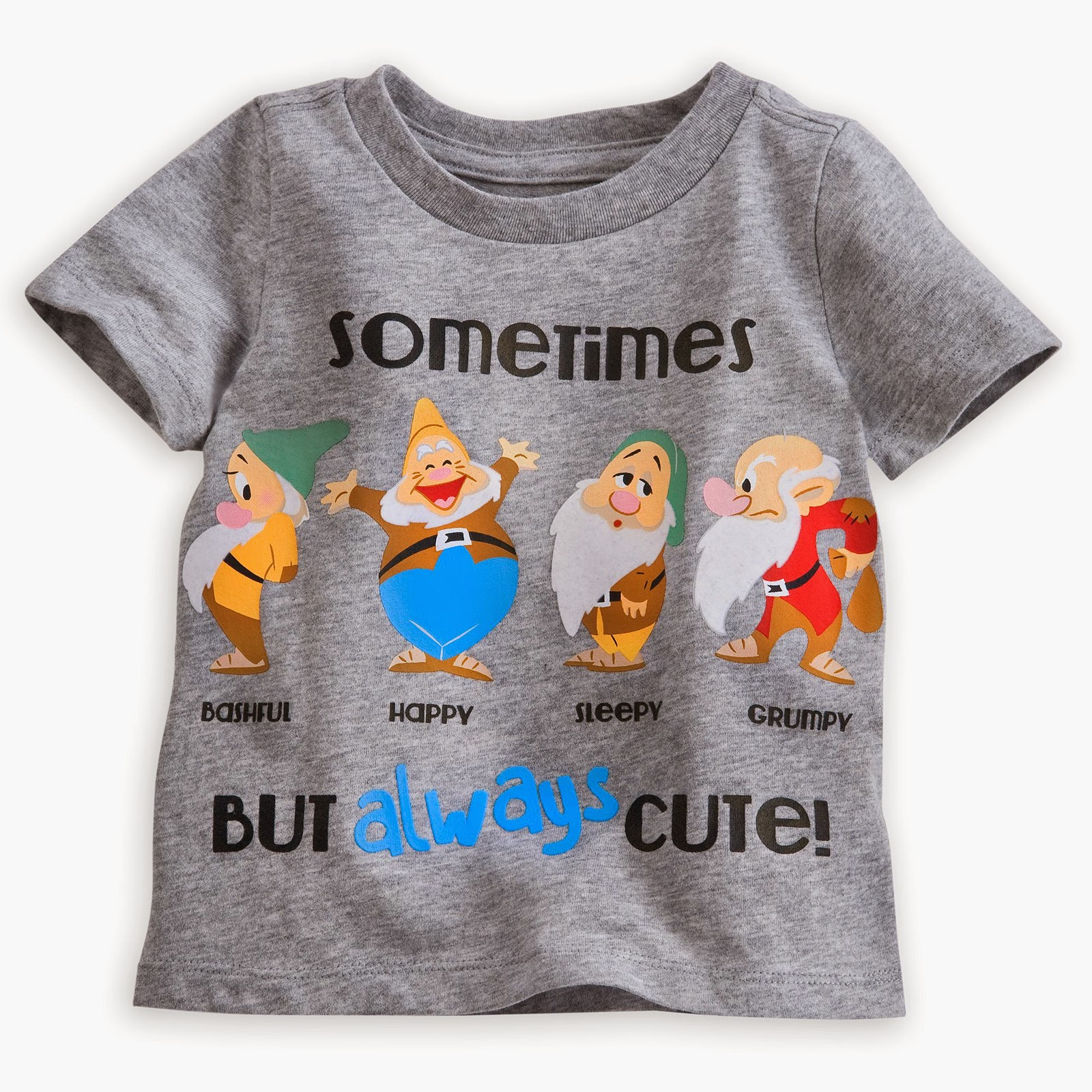 "ic Light Snow White Archive ""Seven Dwarfs"" Baby Clothes"