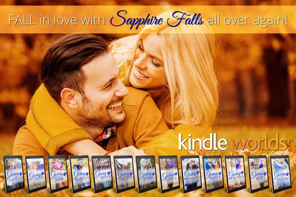 Sapphire Falls Kindle World