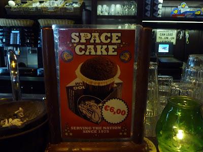 Bulldog Amsterdam Space Cake
