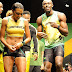 usain bolt dan teman wanita